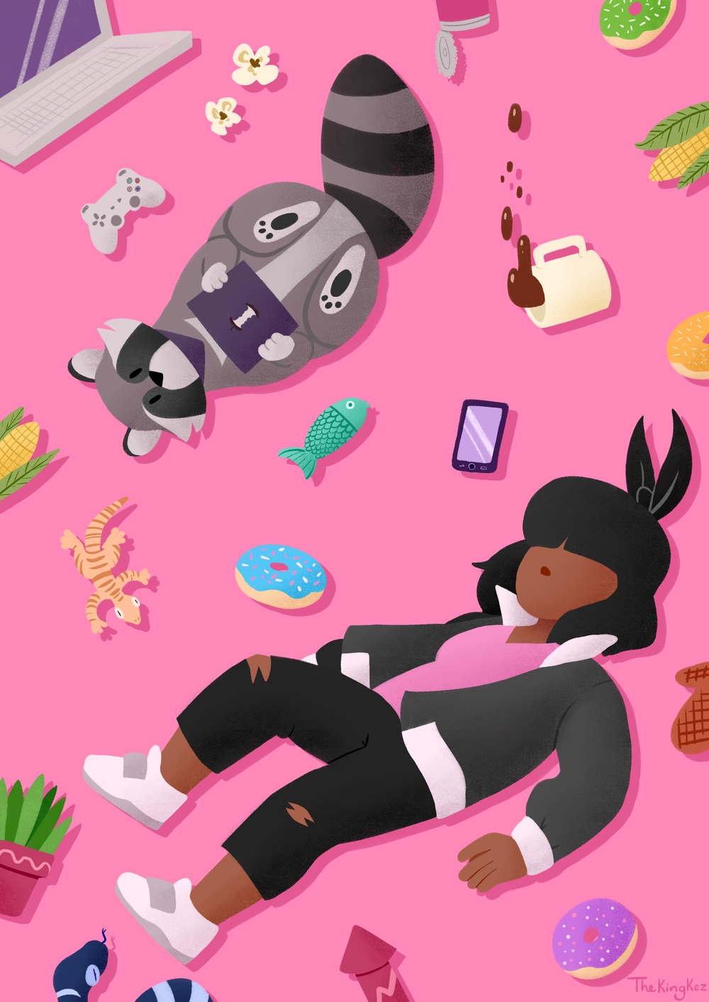 donut county freefall.png