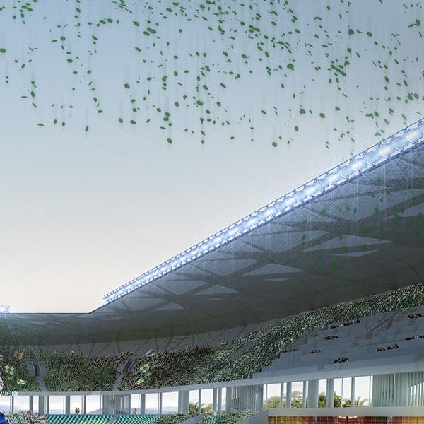 ouj - Oujda stadium