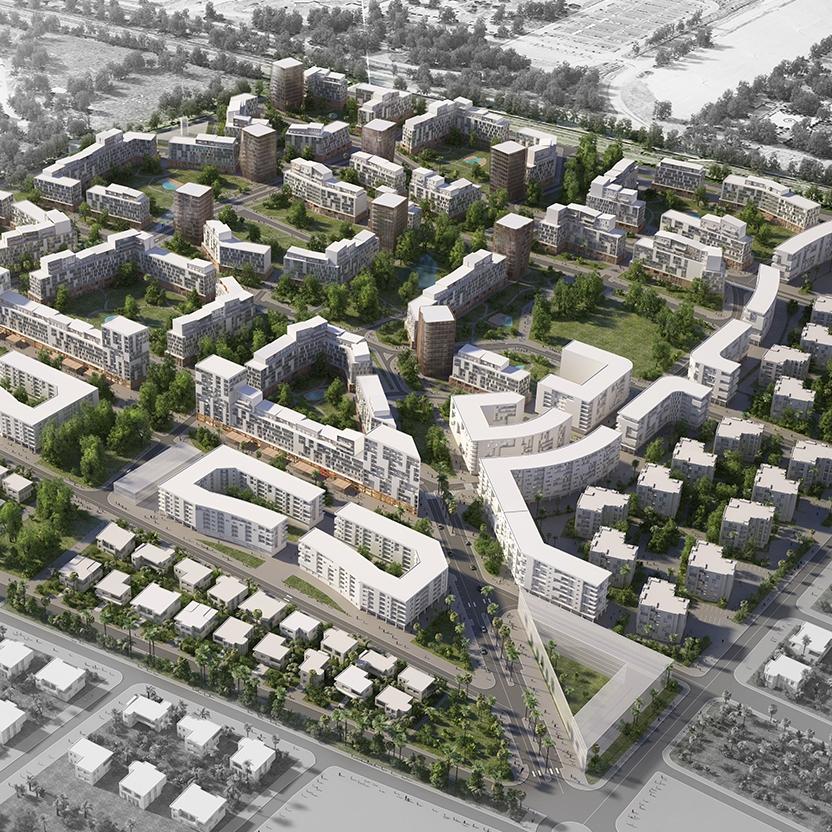 ZOO - Urban zoo complex