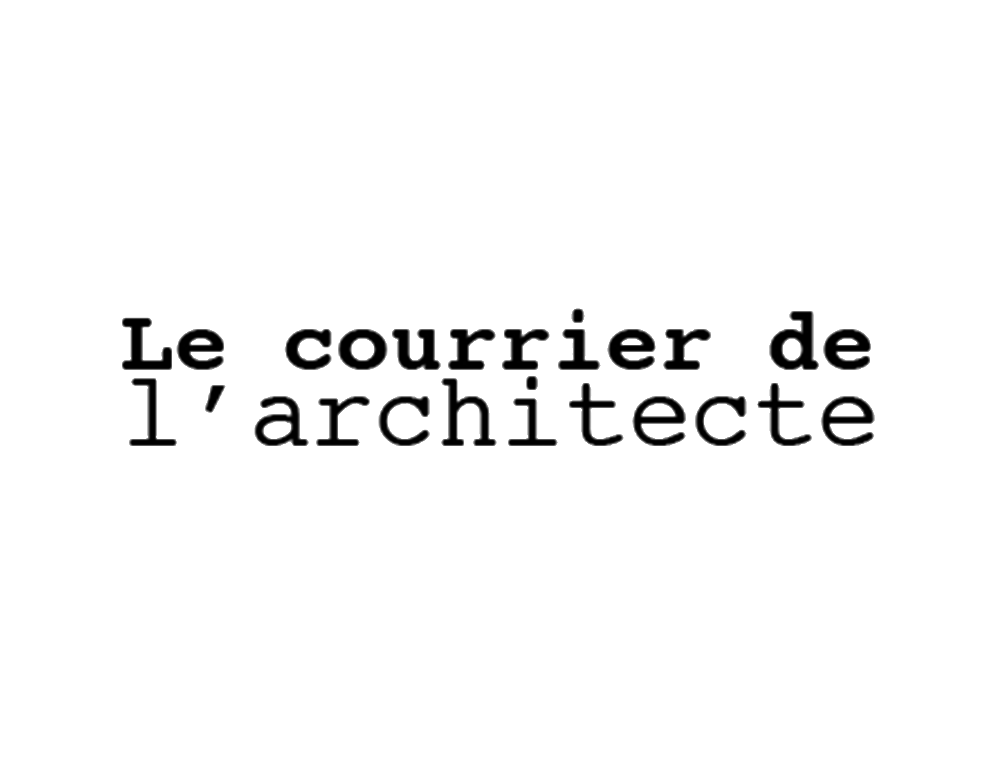 recp - Jan. 2018 // Le courrier de l'architecte highlights some of the office's 2017 projects
