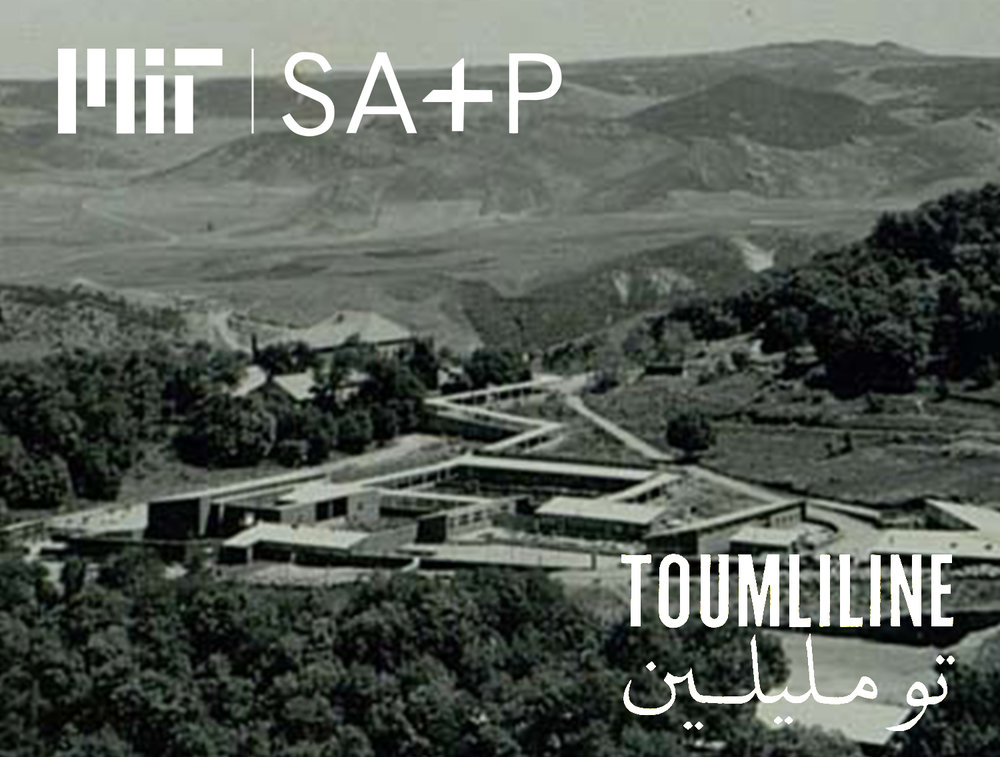stdo - JAN. 2019   Linna & Tarik are teaching a design studio at MIT's SA+P — students are to transform the site of the Toumliline Monastery into an experimental campus of learning