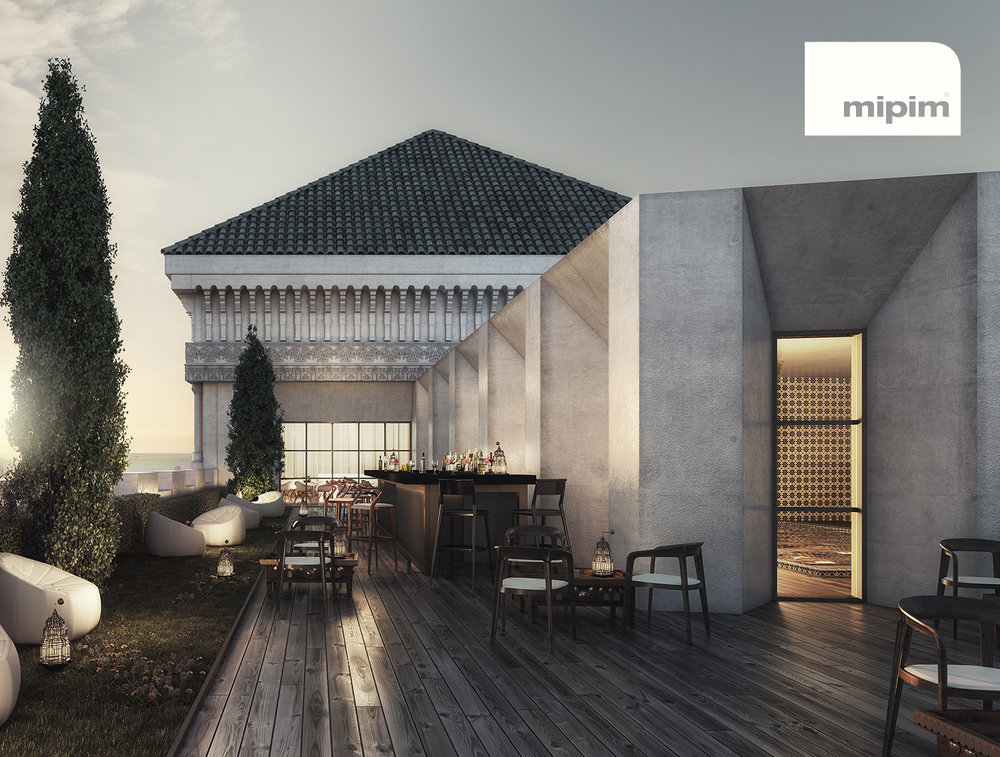 EVNT - MAR. 14, 2019   O+C presents at MIPIM 2019 alongside client REALITES, the transformation of the iconic Hôtel Lincoln in Casablanca