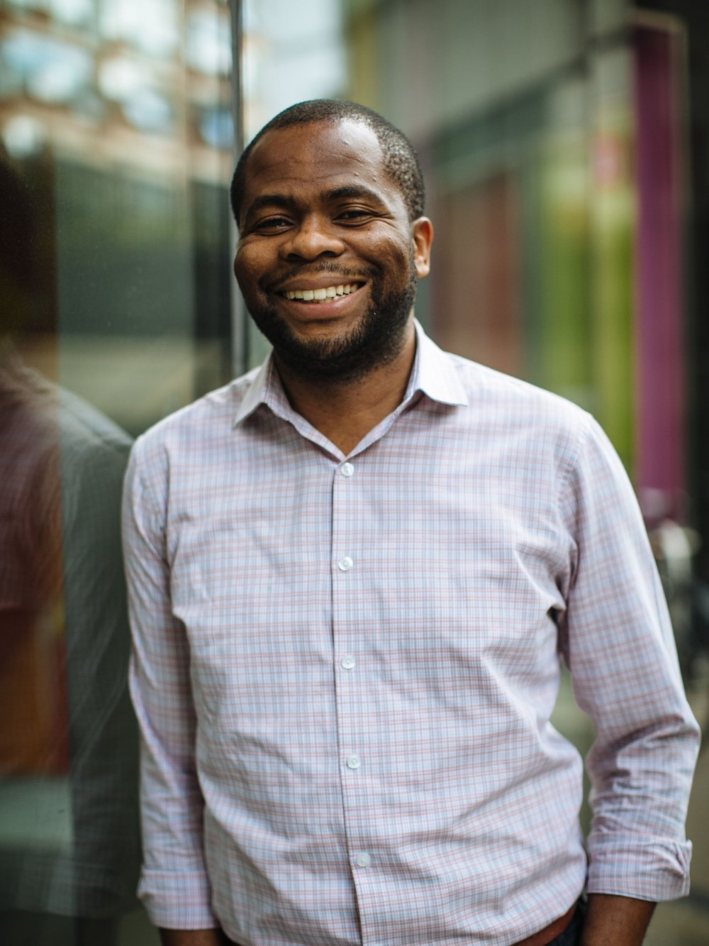 Dr Fola Adeleke - Living in: Johannesburg, South AfricaNationality: Nigerian