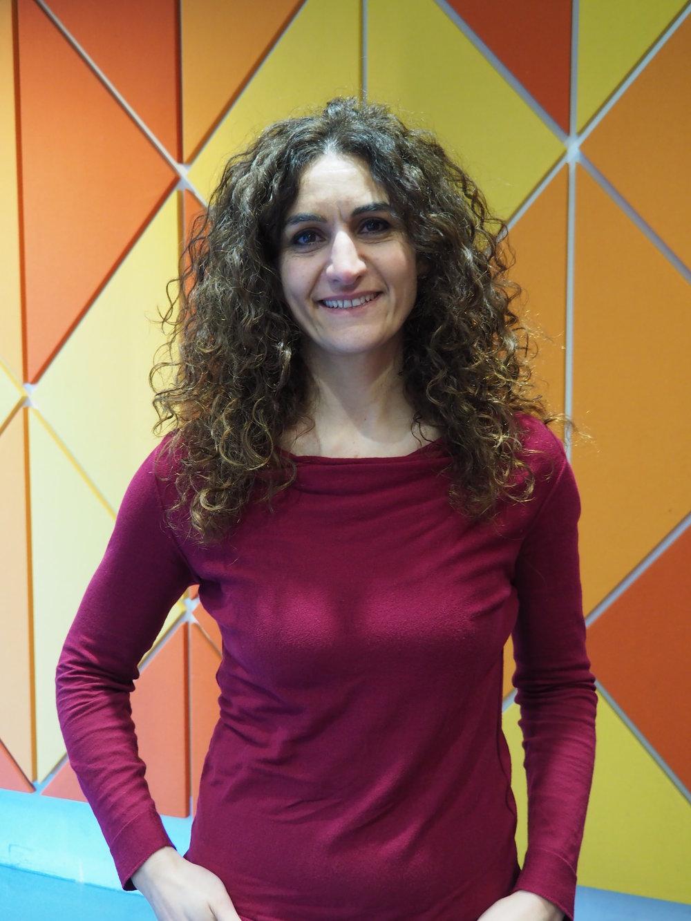 Rania Tarazi - Living in: Amman, JordanNationality: Jordanian