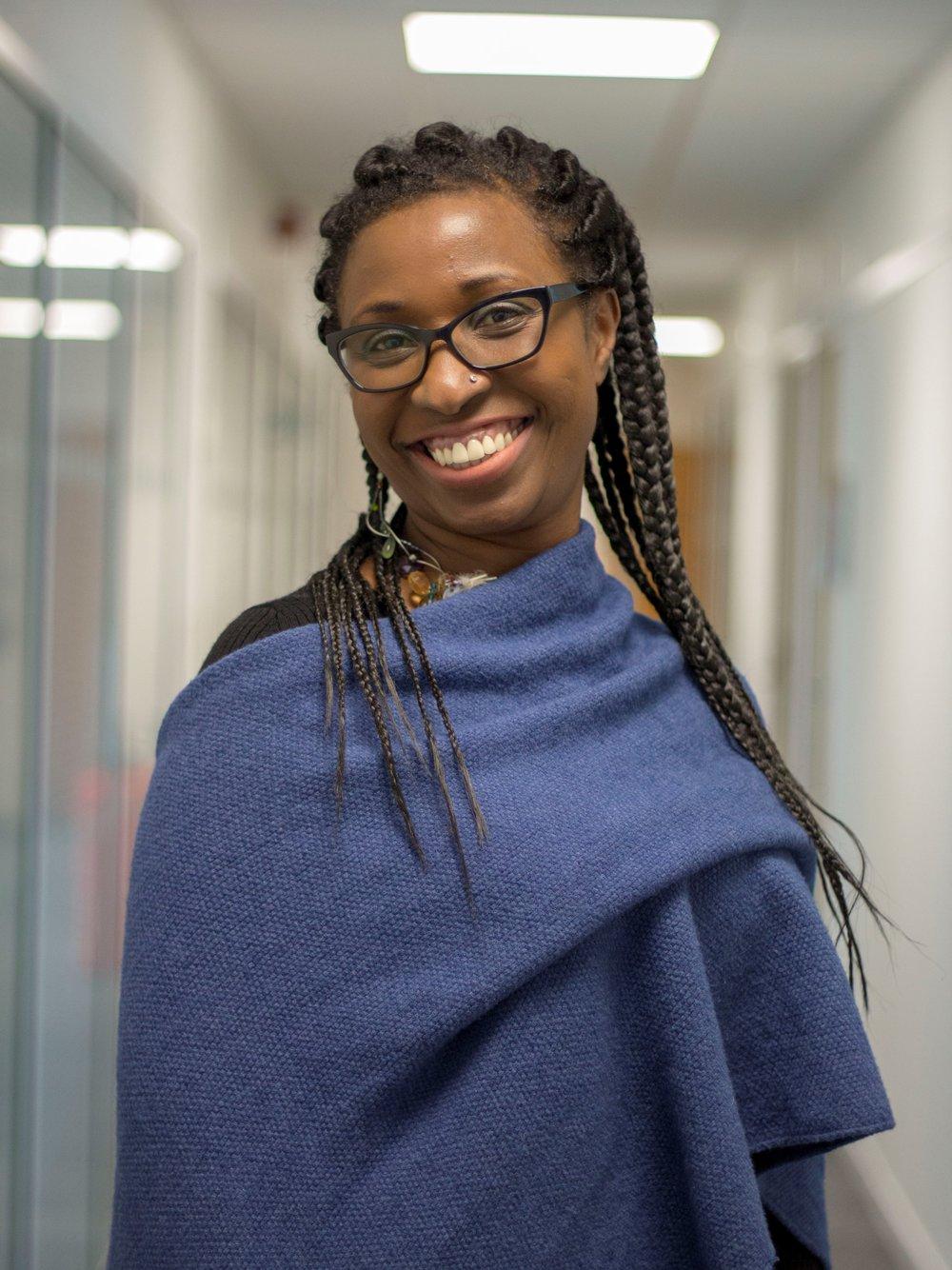 Saida Ali - Living in: Nairobi, KenyaNationality: Kenyan