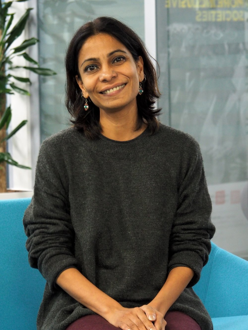 Vinitika Lal - Visiting Atlantic Fellow