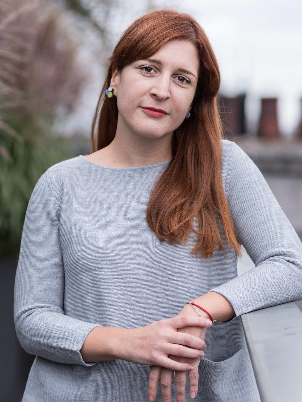 Renata Cuk - Nationality: CroatianLiving in: Barcelona, Spain