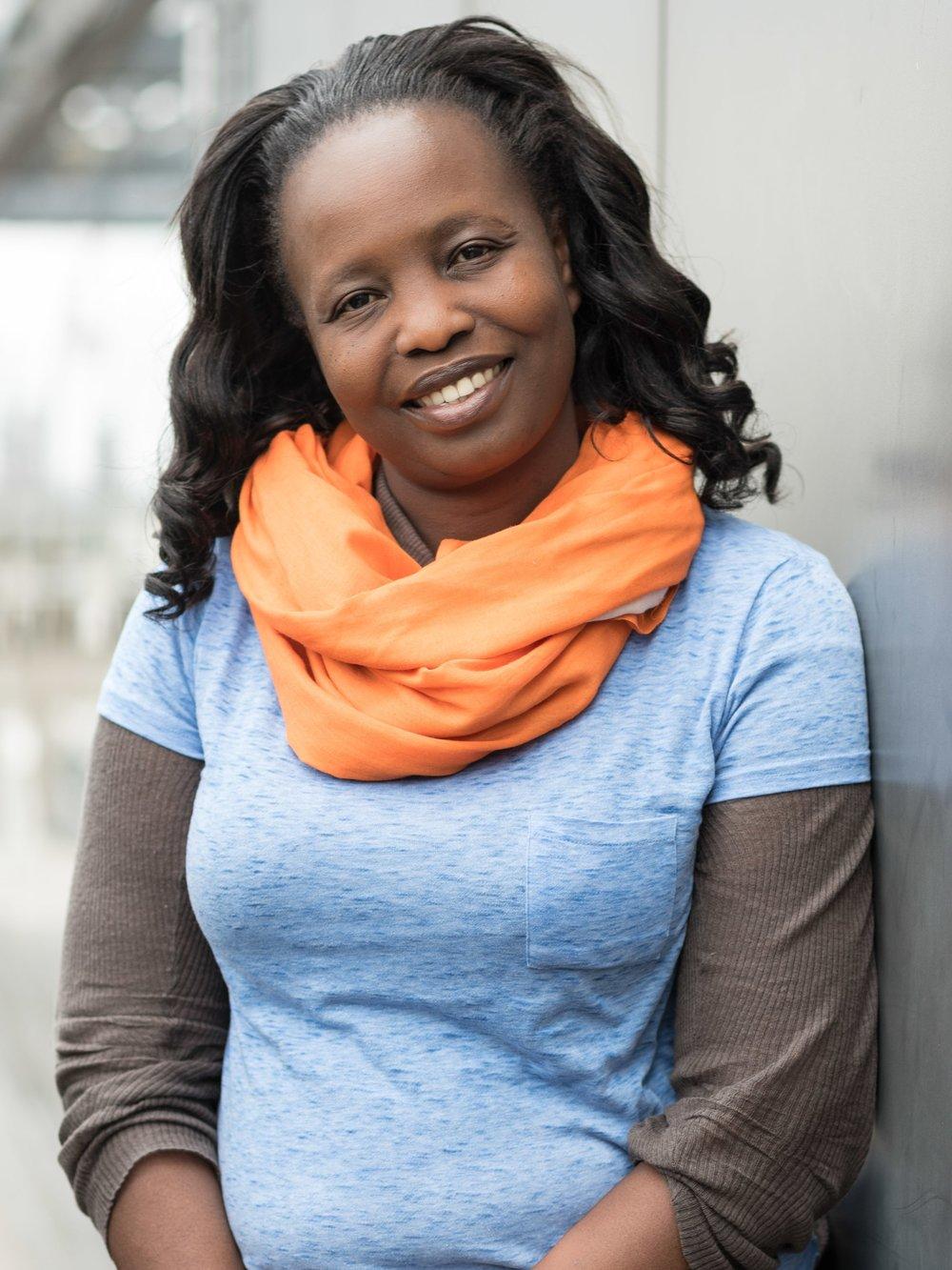 Roseline Orwa - Nationality: KenyanLiving in: Nairobi, KenyaTwitter: @roselineorwaFacebook: @ronafoundation @roseline.orwa