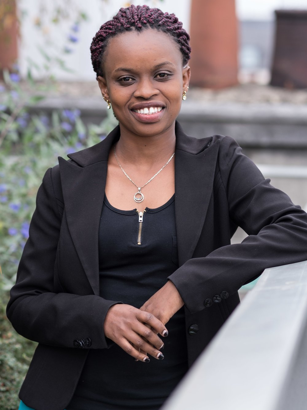 Milanoi Koiyiet - Nationality: KenyanLiving in: Nairobi, KenyaTwitter: @mila_evelynFacebook: @milanoik