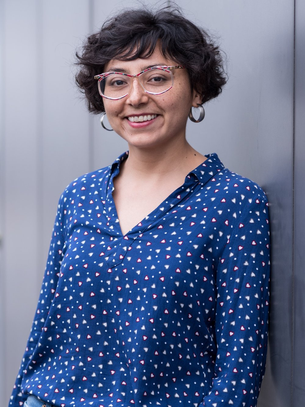 Anita Peña Saavedra - Nationality: ChileanLiving in: Santiago, ChileTwitter: @anpenasaavedra
