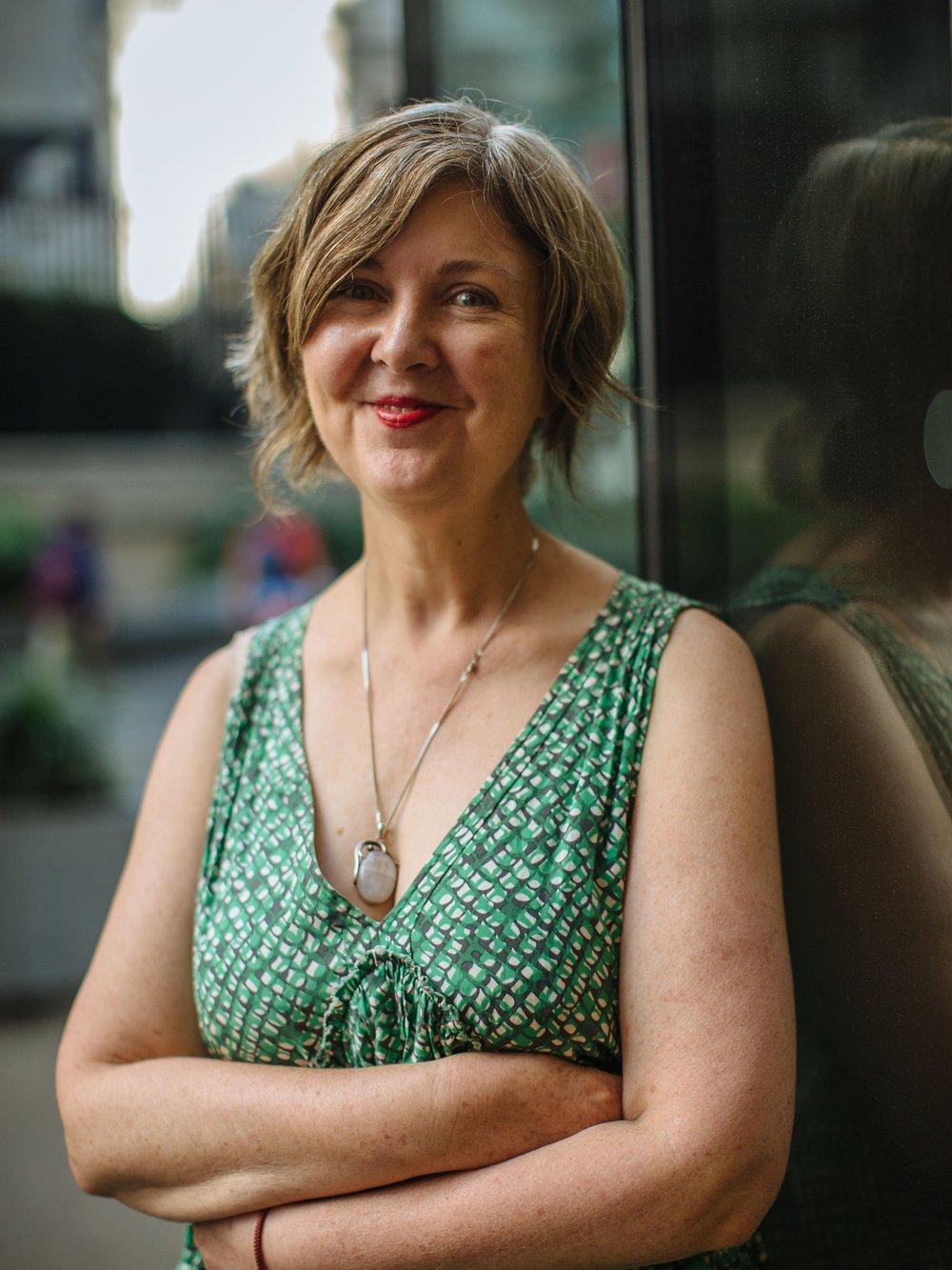 Jane Sloane - 2017-18 Atlantic Fellow for Social and Economic Equity