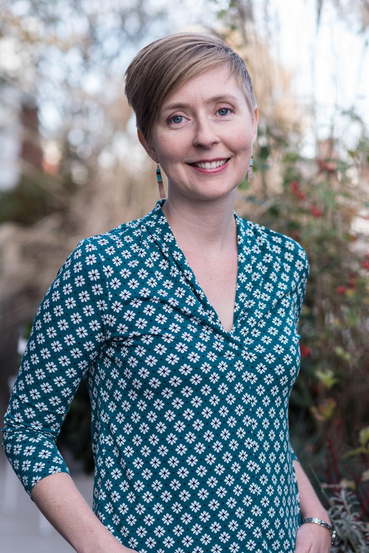Lauren Burke - 2018-19 Atlantic Fellow for Social and Economic Equity