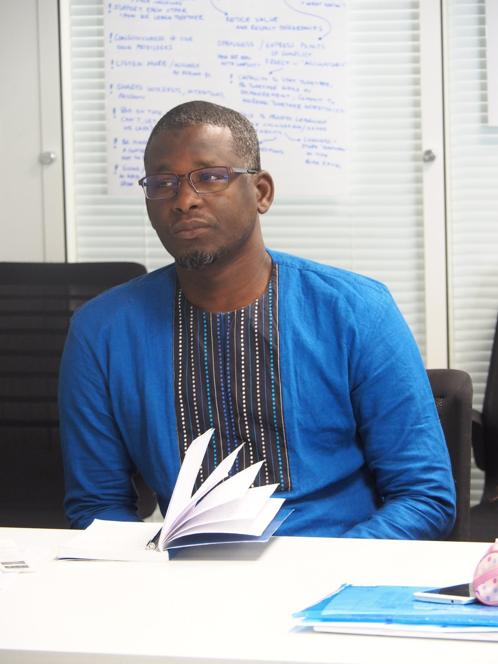 Elimane Kane - 2018-19 Atlantic Fellow for Social and Economic Equity
