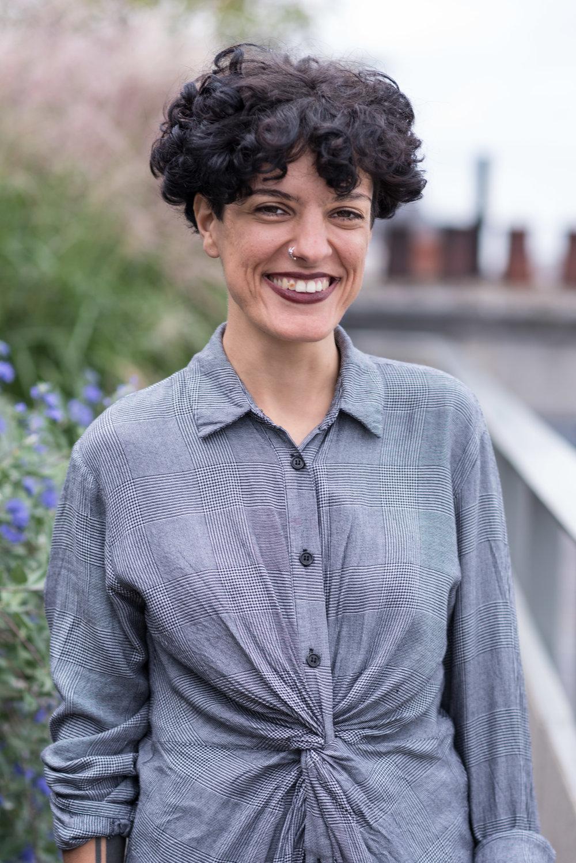 Milena Abrahamyan - 20178-19 Atlantic Fellow for Social and Economic Equity
