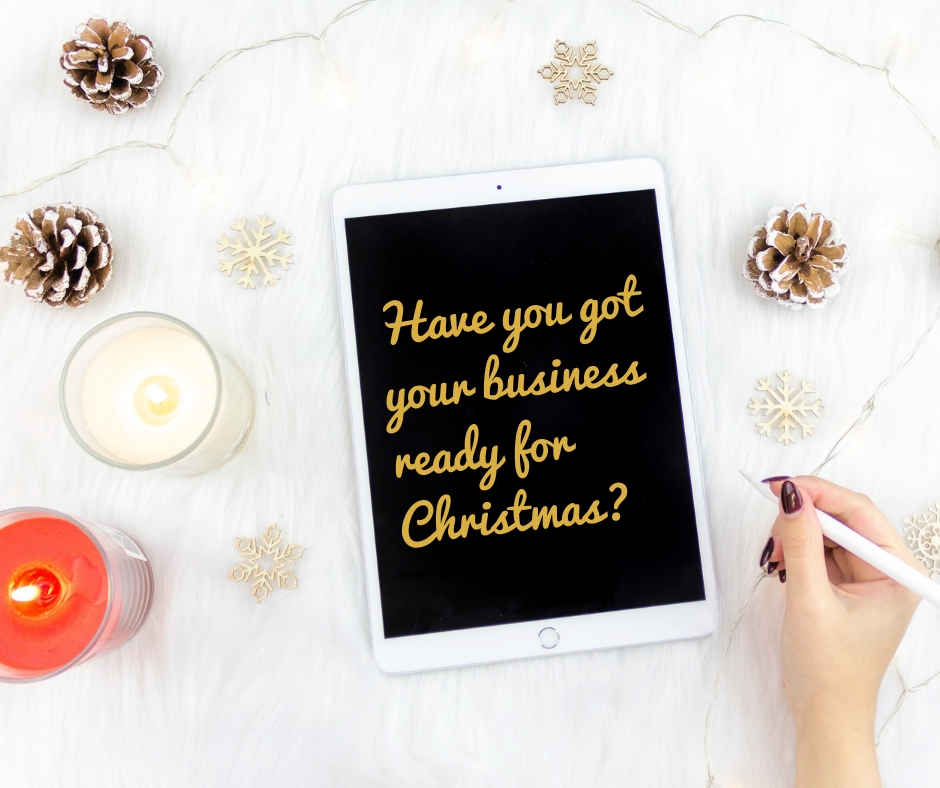 Get support this festive season - We have limited availability leading up to and over the festive season. If your business is in need of some assistance give us a call on 0452 393094.You can read more about our Services.