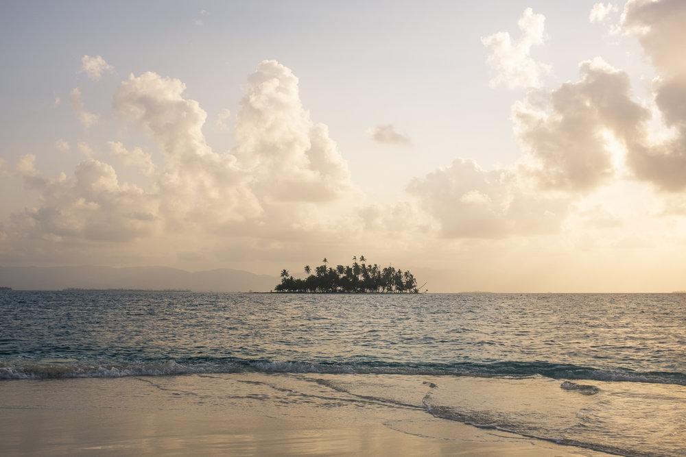 San-blas eilanden -