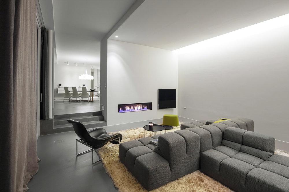 Villa Bergmann for 'Lighting Architects'