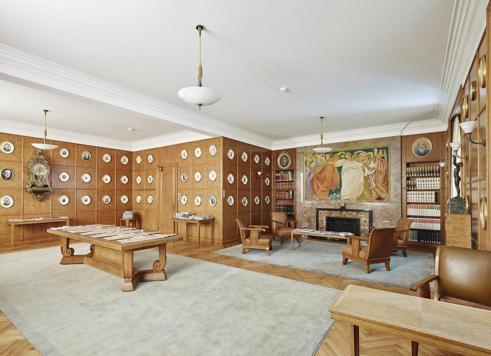Salles des Journaux – Swiss Federal Court