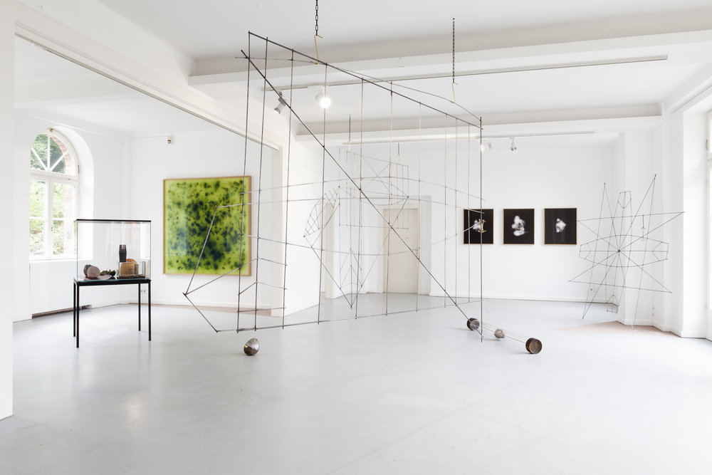 Markus Hoffmann 'Nuclear Sanctuary' at Kunstverein Wilhelmshöhe
