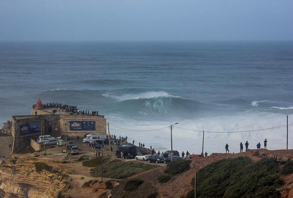 Nazare at it's finest!