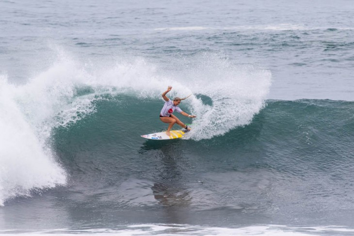 Tia Blanco - surfer and vegan enthusiast