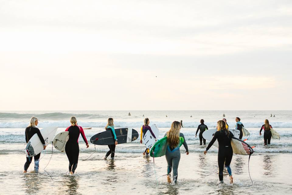Photo from Women + Waves Surf Club by Debs Alexandra