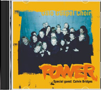 Oslo Gospel Choir Power (2001): sanger