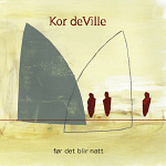 Kor de Ville Før det blir natt (1999): sanger og solist på sangen «Jesus i byen»