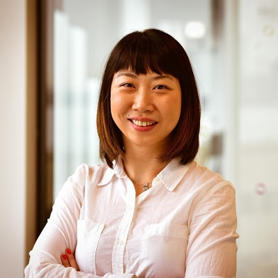 Lily Meng  - Google, Solutions Consultant