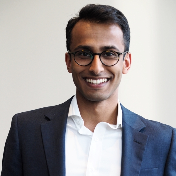 Aakash Patel - Riverside Acceleration Capital, Analyst