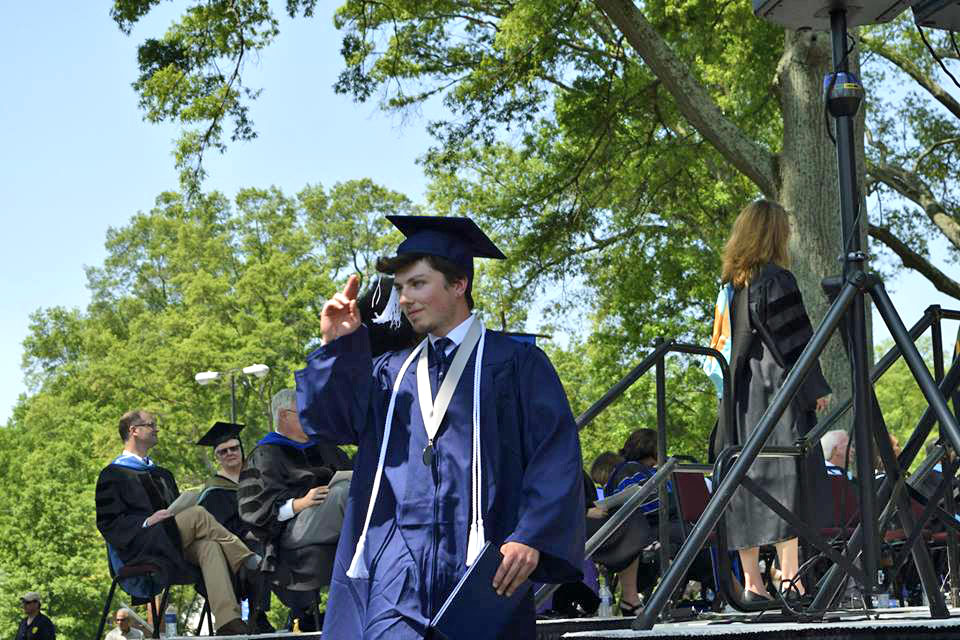 Graduation Day 2015 — Hasta la vista to high school