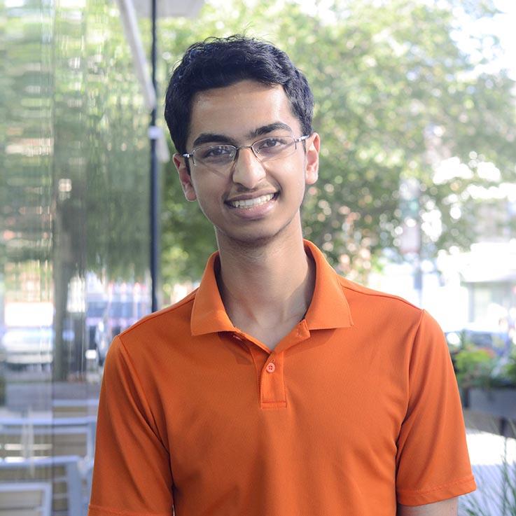 Akhil Aggarwal, 16