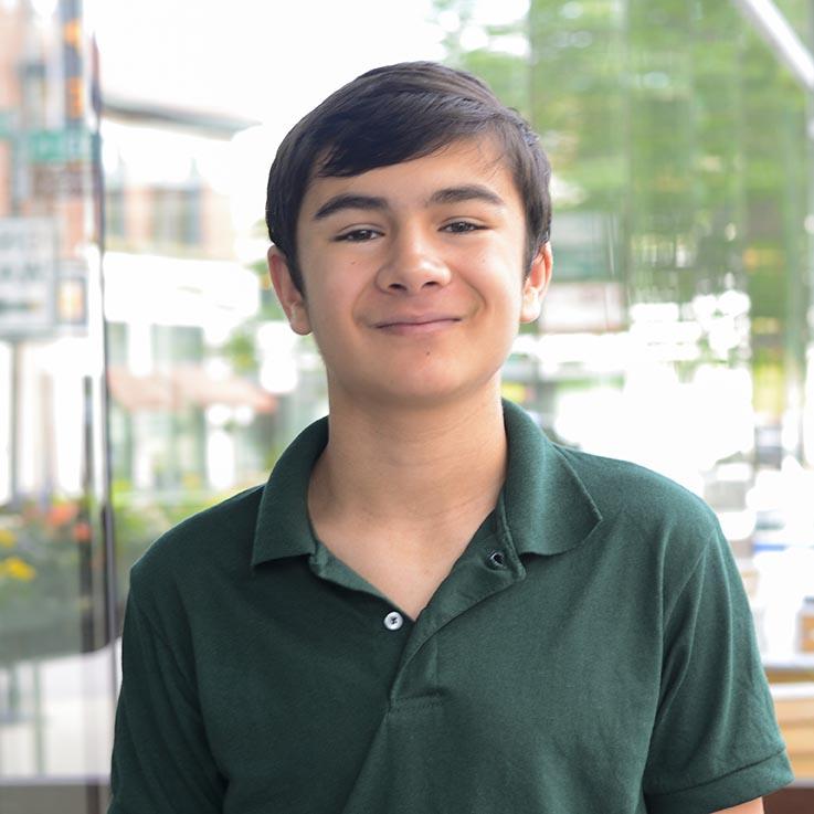 Chander Payne, 14