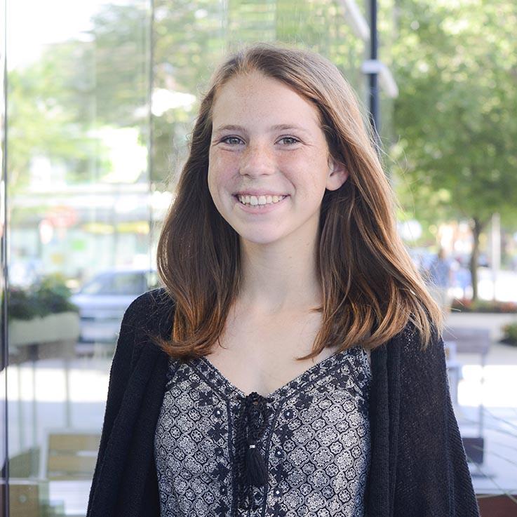 Ellie Fichtelberg, 16