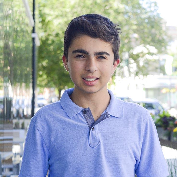 Jack Rosenthal, 14