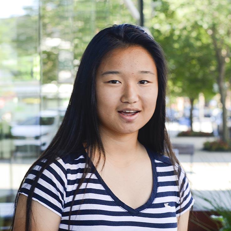Ruby Zhang, 16