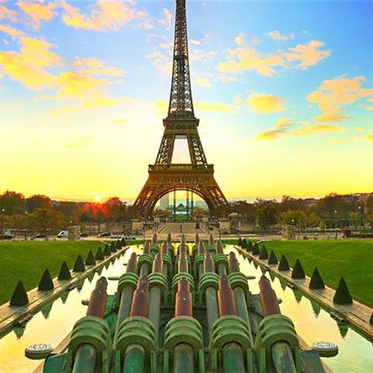 Paris - August 1 - 5