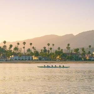 Santa Barbara, CA - Entrepreneurship crash course + activities including surfing, hiking, and sailing.