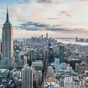 New York, NY - Entrepreneurship crash course + sightseeing, museums, and urban exploring.