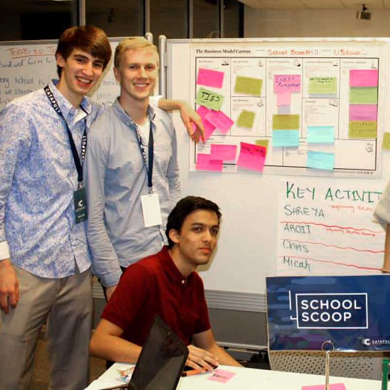 Alumni Feature - - Micah Estis Green