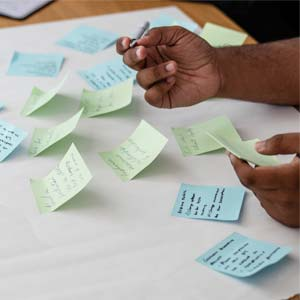 Customer Discovery,Ideation + Prototyping -