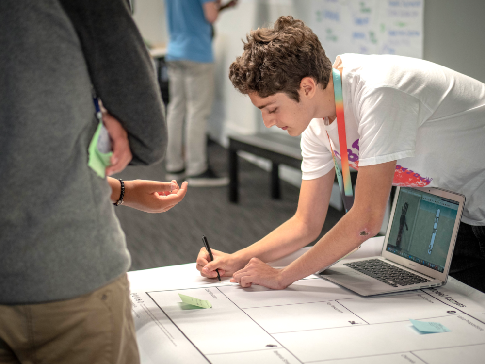 3. Prototyping - 'Make it real' is a motto we live by at QØ. The challenge is making something real as quickly as you can. We go over how to do that and tools that you can use for rapid prototyping of software applications as well as concrete products and services.