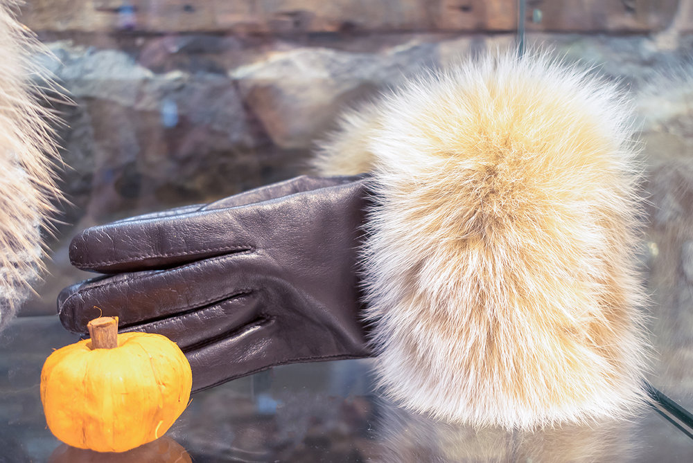 Nos gants