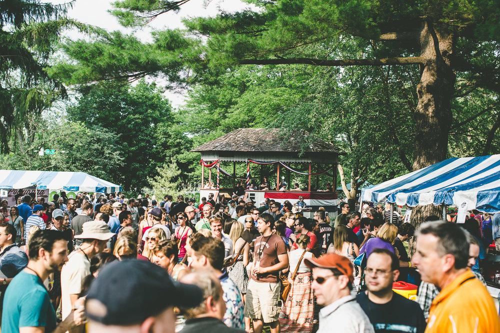 2017 Naperville Ale Fest -Summer