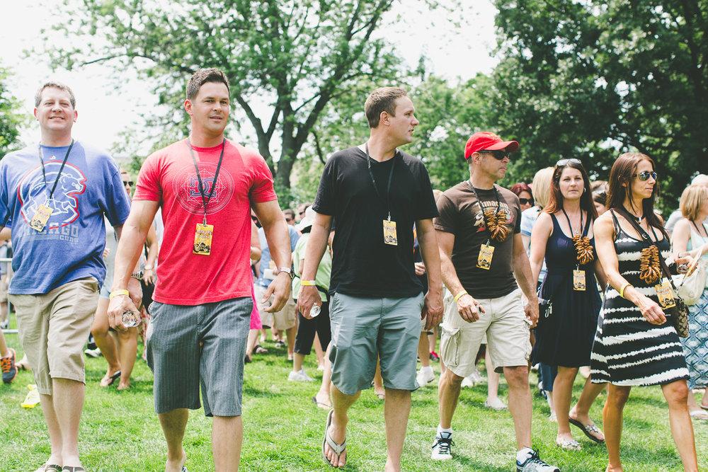 2014 Naperville Ale Fest -Summer