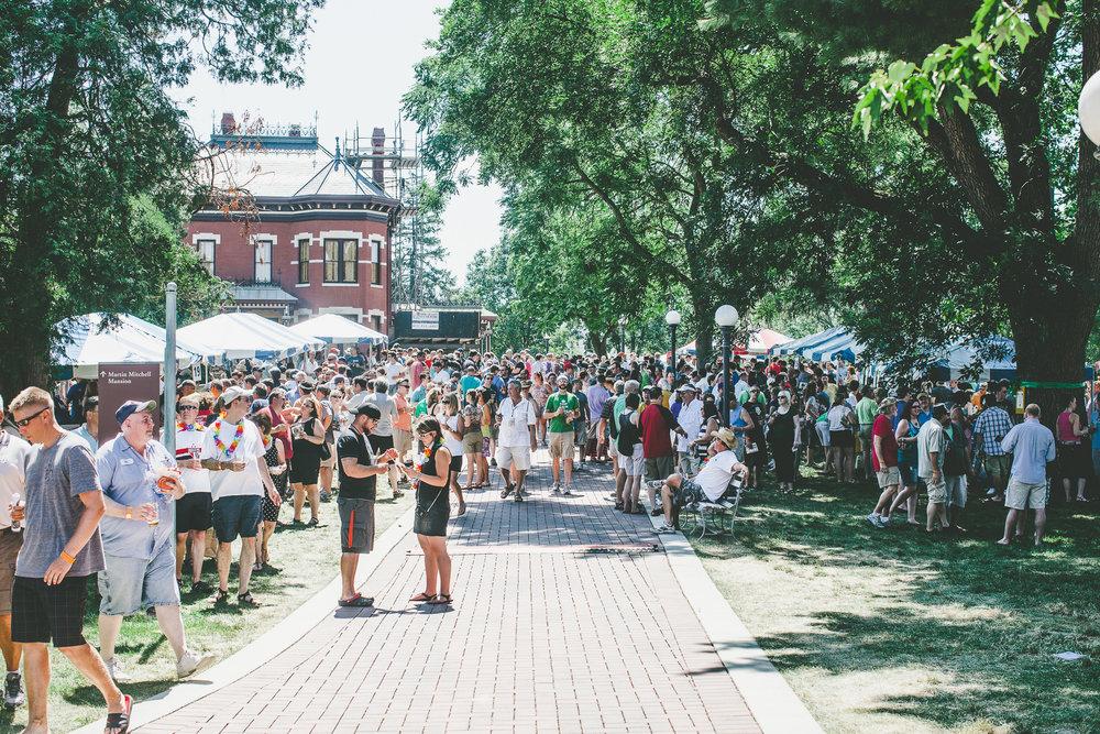 2013 Naperville Ale Fest -Summer
