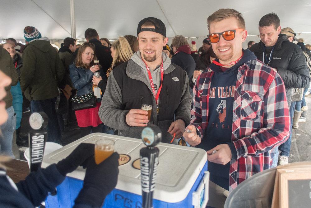 2018 Naperville Ale Fest - Winter