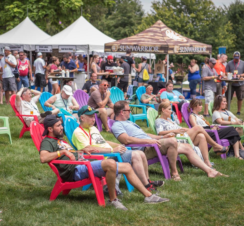 2018 Naperville Ale Fest - Summer