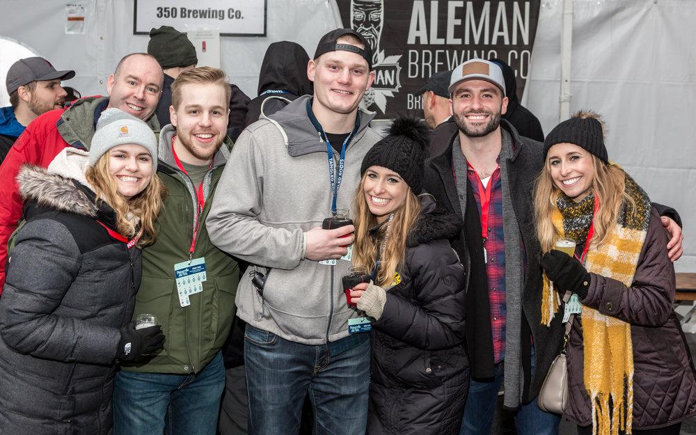2019 Naperville Ale Fest - Winter