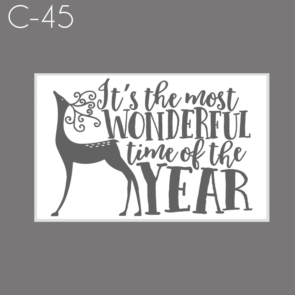 C45 - Most Wonderful Time.jpg